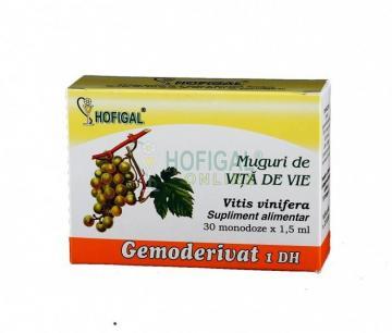 Gemoderivat Muguri De Vita De Vie  30 monodoze*1.5 ml